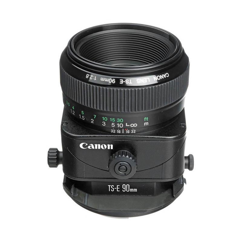 Canon TS-E 90mm f/2.8 L