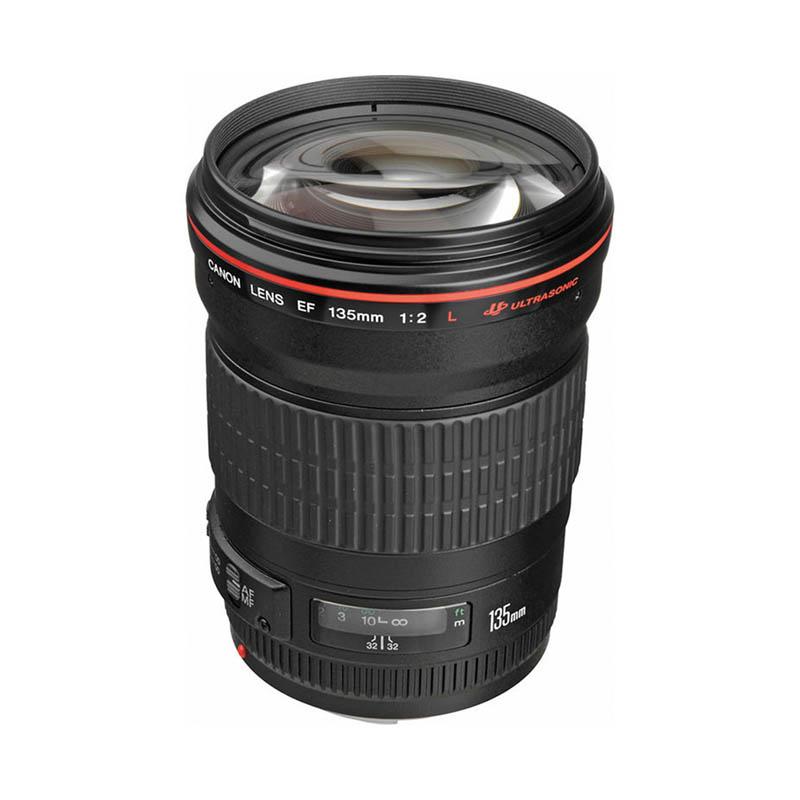 Canon EF 135mm f/2.0 L USM CPS