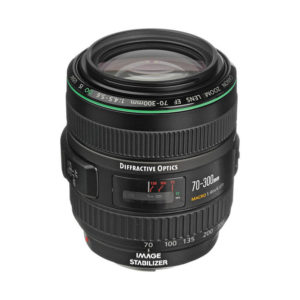 Canon EF 70-300mm F/4,5-5,6 DO IS