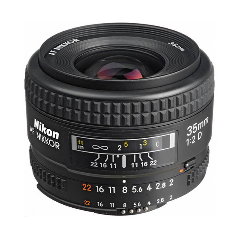Nikon AF 35mm F/2.0 D