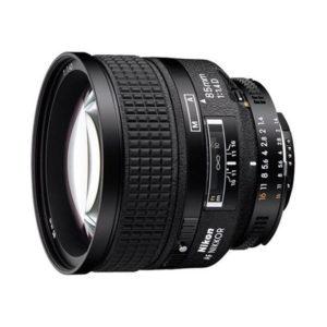 Nikon Nikkor AF 85mm f/1.4 D IF