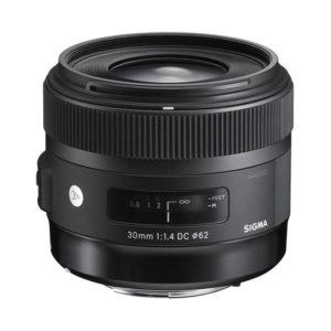 Sigma EX 30mm f/1,4 DC HSM ART
