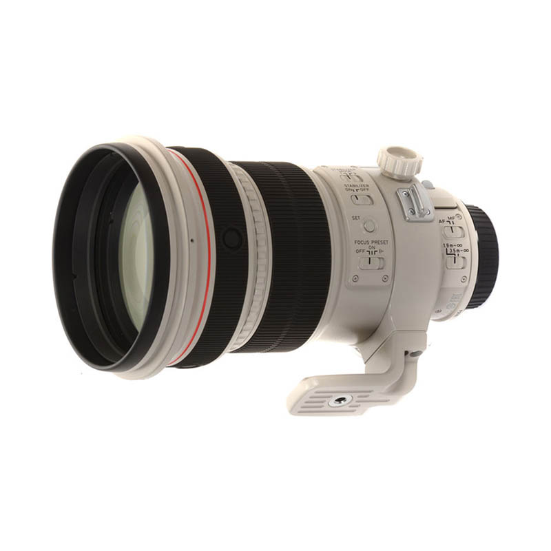 Canon EF 200mm f/2.0 L IS USM