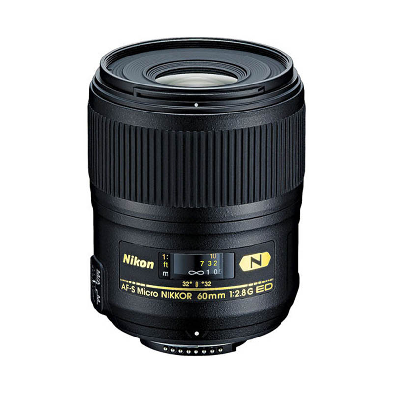 Nikon AF-S 60mm f/2.8 G-ED Micro