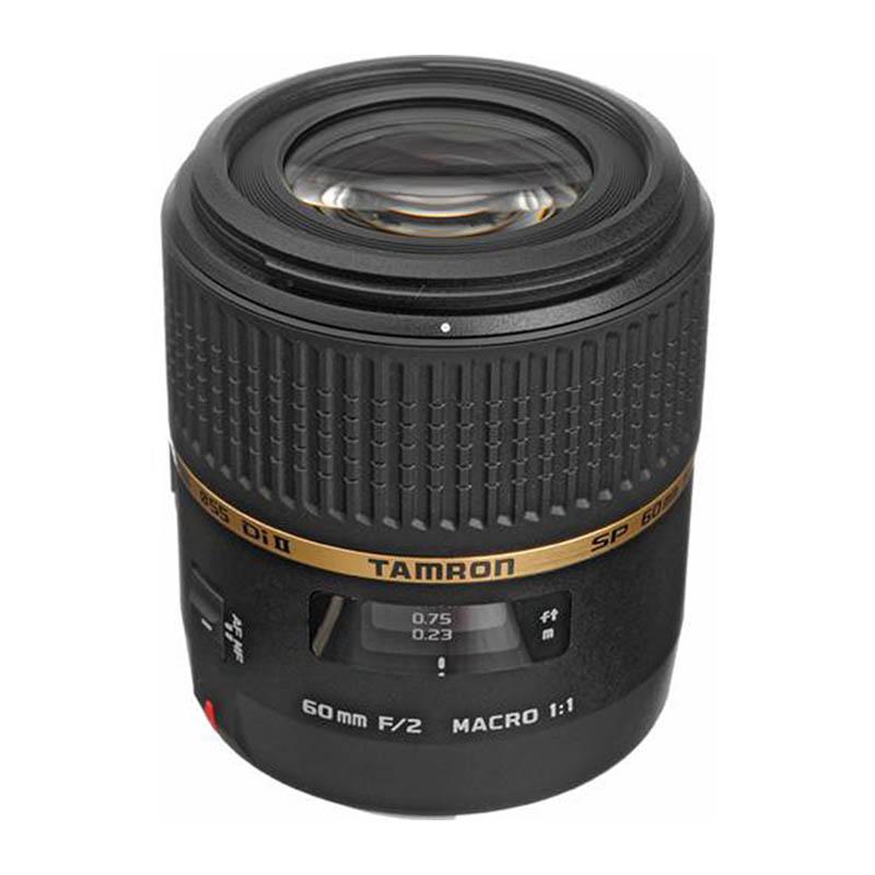Tamron SP 60mm f/2,0 DI II LD IF Macro