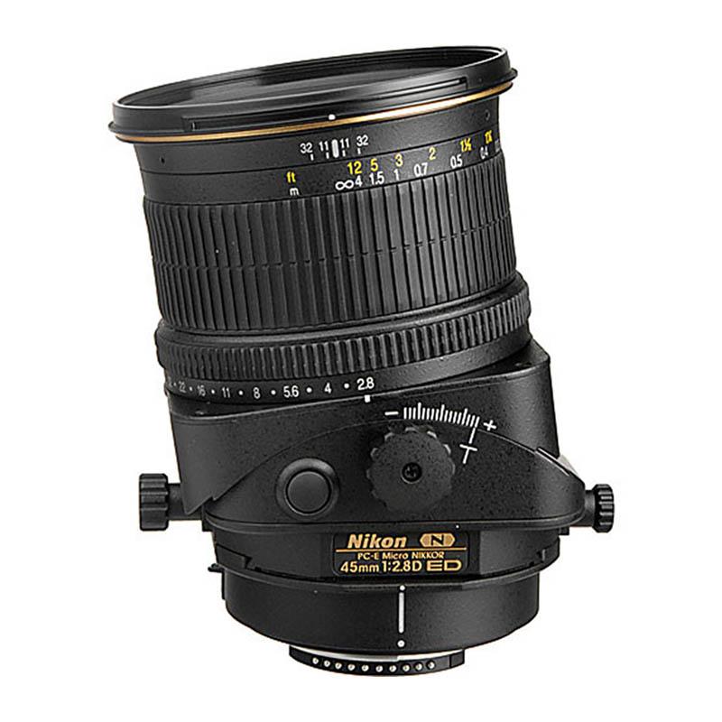 Nikon Nikkor PC-E 45mm f/2.8D ED Tilt / Shift