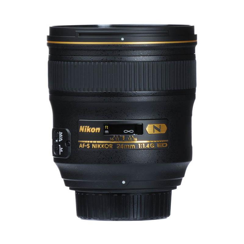 Nikon AF-S 24mm f/1.4 G ED