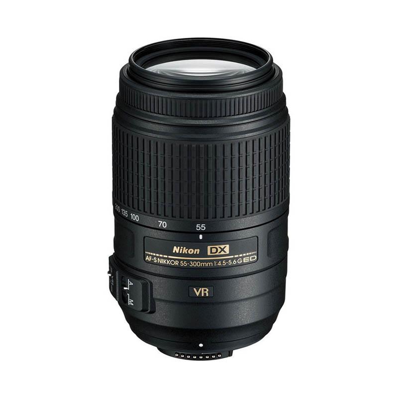 Nikon AF-S DX 55-300mm f/4,5-5,6 G ED VR