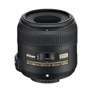 Nikon AF-S DX 40mm f/2,8 G Micro