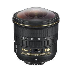 Nikon AF-S 8-15mm f/3,5-4,5E ED Fisheye-Objektiv