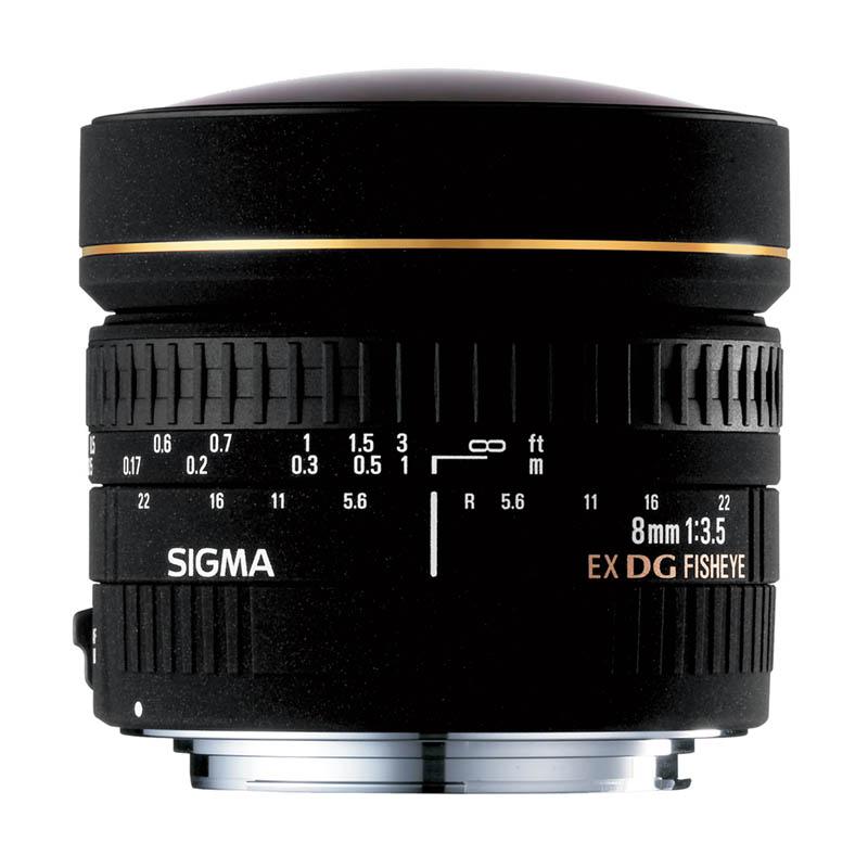 Sigma EX 8mm f/3,5 Fisheye DG