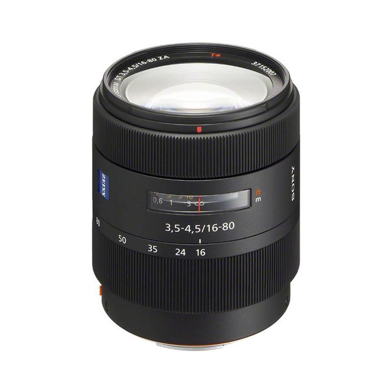 Sony Vario-Sonnar T* DT 16-80mm f/3.5-4.5 ZA