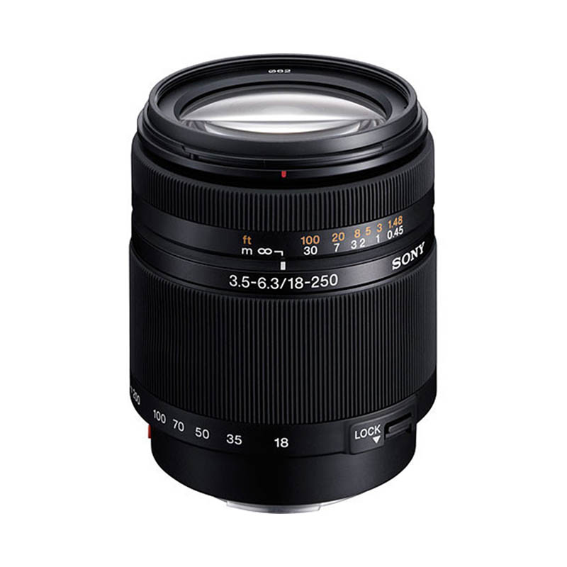 Sony 18-250mm F/3.5-6.3 DT Alpha A-Mount