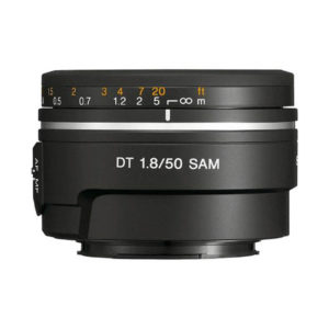 Sony 50mm F/1.8 DT Alpha A-Mount