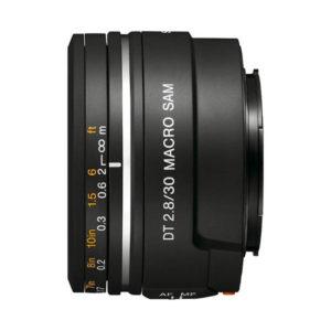 Sony 30mm F/2.8 DT Macro