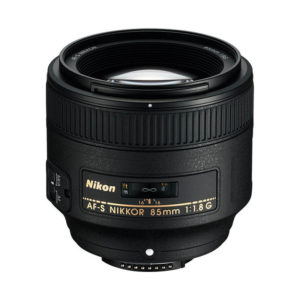 Nikon AF-S 85mm f/1.8 G