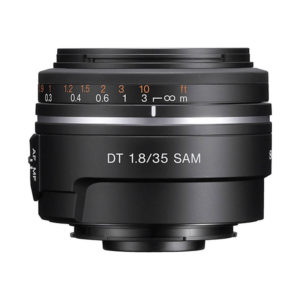 Sony 35mm F/1.8 DT Alpha A-Mount