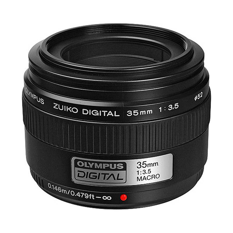 Olympus M.ZUIKO DIGITAL ED 35mm F/3.5