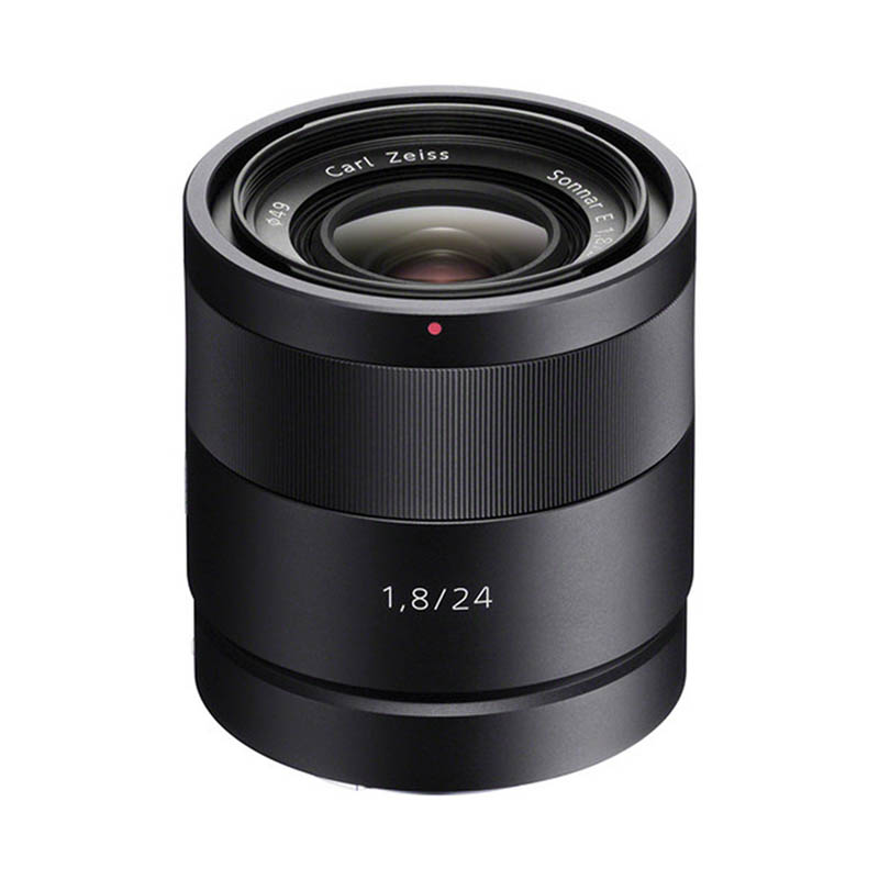 Sony 24mm f/1.8 ZA E-Mount
