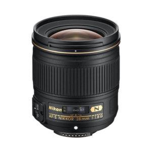 Nikon AF-S 28mm f/1.8 G