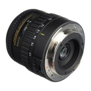 Tokina AT-X 10-17mm f/3.5-4.5 DX NH Fisheye