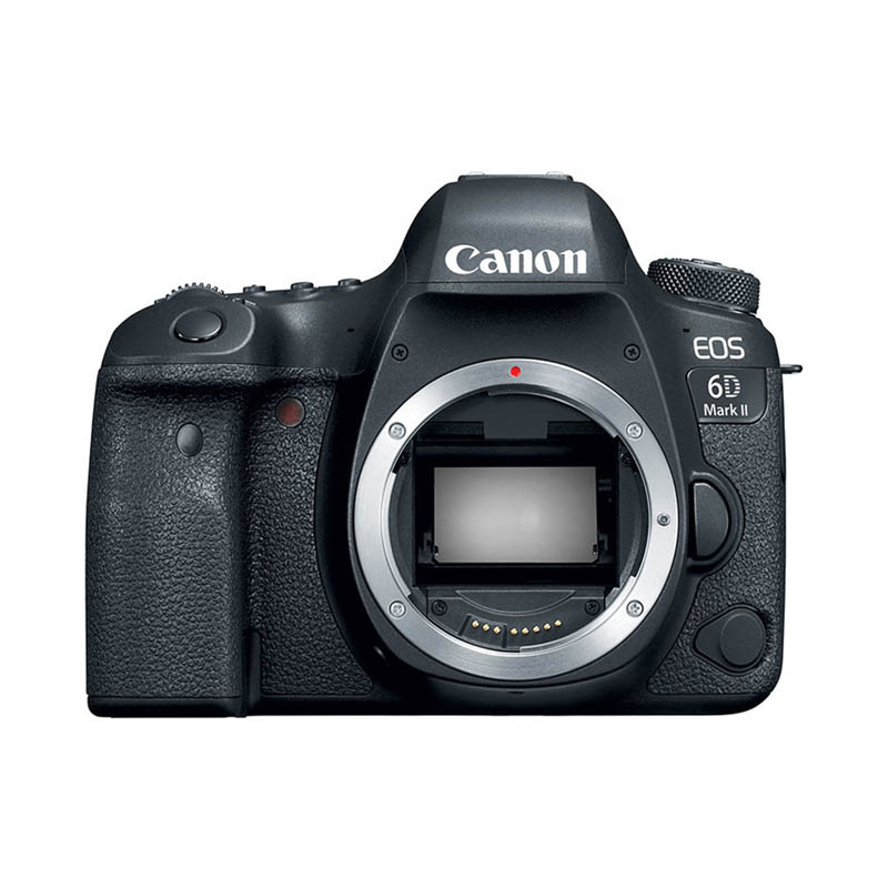Canon EOS 6D Mark II Body & Canon EF 24-70mm F/4.0 L IS USM