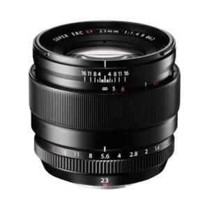Fuji XF 23mm F/1.4 R