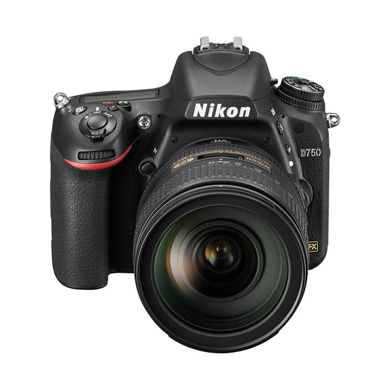 Nikon D750 Body & AF-S 24-120 ED VR