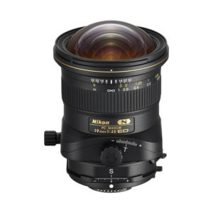 Nikon PC-E 19mm F/4.0 ED Tilt / Shift