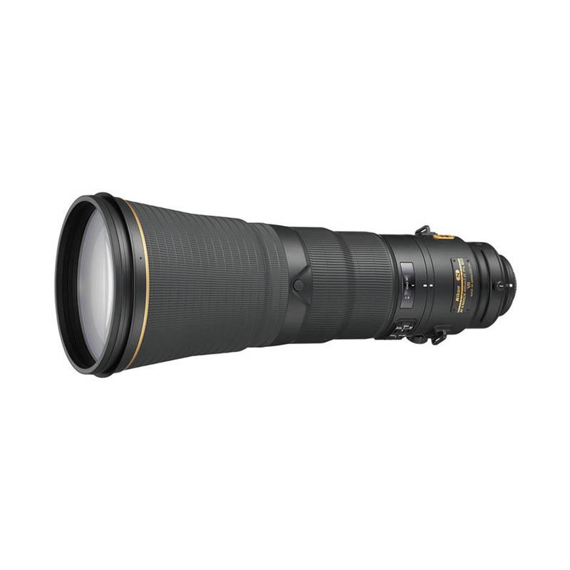 Nikon AF-S 600mm f/4.0 E FL ED VR