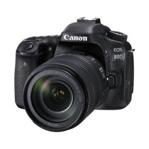 Canon EOS 80D Body & EF-S 18-135 IS USM NANO