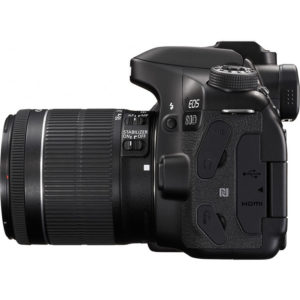 Canon EOS 80D Body & EF-S 18-55 IS STM