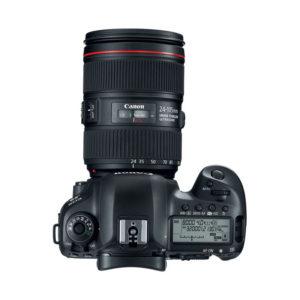 Canon EOS 5D Mark IV Body & Canon 24-105mm F/4L II