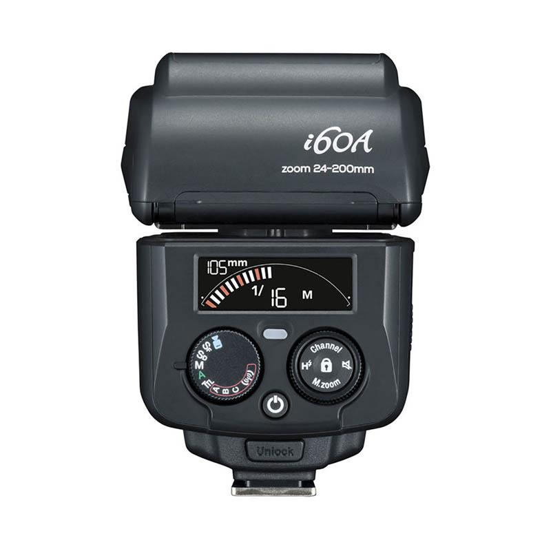 Nissin i60A • Canon