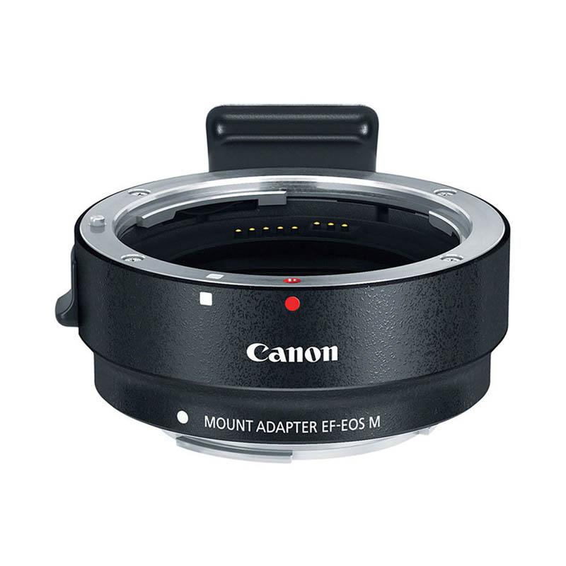 Canon Mount Adapter EF-M - EF / EF-S Lenses
