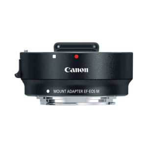 Canon Mount Adapter EF-M - EF / EF-S Lenses