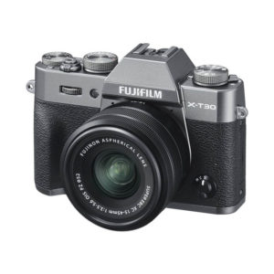 Fuji X-T 30 Gehäuse & Fuji XC 15-45mm f/3.5-5.6 OIS PZ