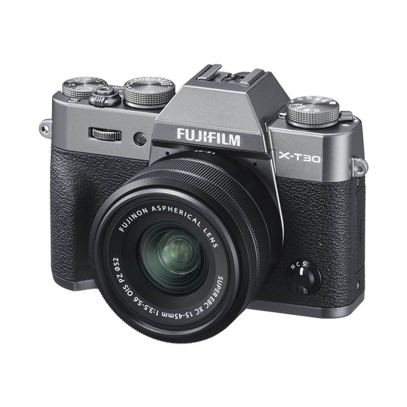 Fuji X-T 30 Body & Fuji XC 15-45mm f/3.5-5.6 OIS PZ