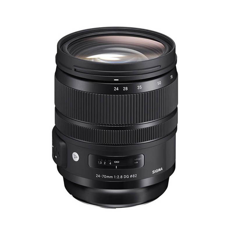 Sigma 24-70mm f/2.8 DG OS HSM ART • Canon