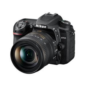 Nikon D7500 Body & AF-S DX 16-80mm f/2.8-4E ED VR