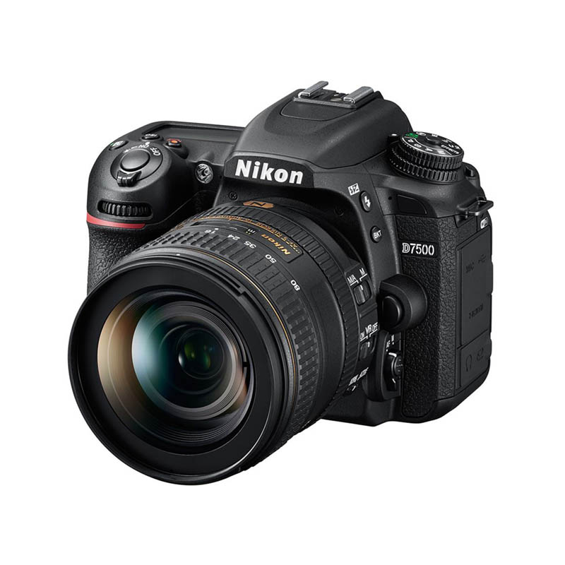 Nikon D7500 Body & AF-S DX 16-80mm f/2.8-4E ED VR