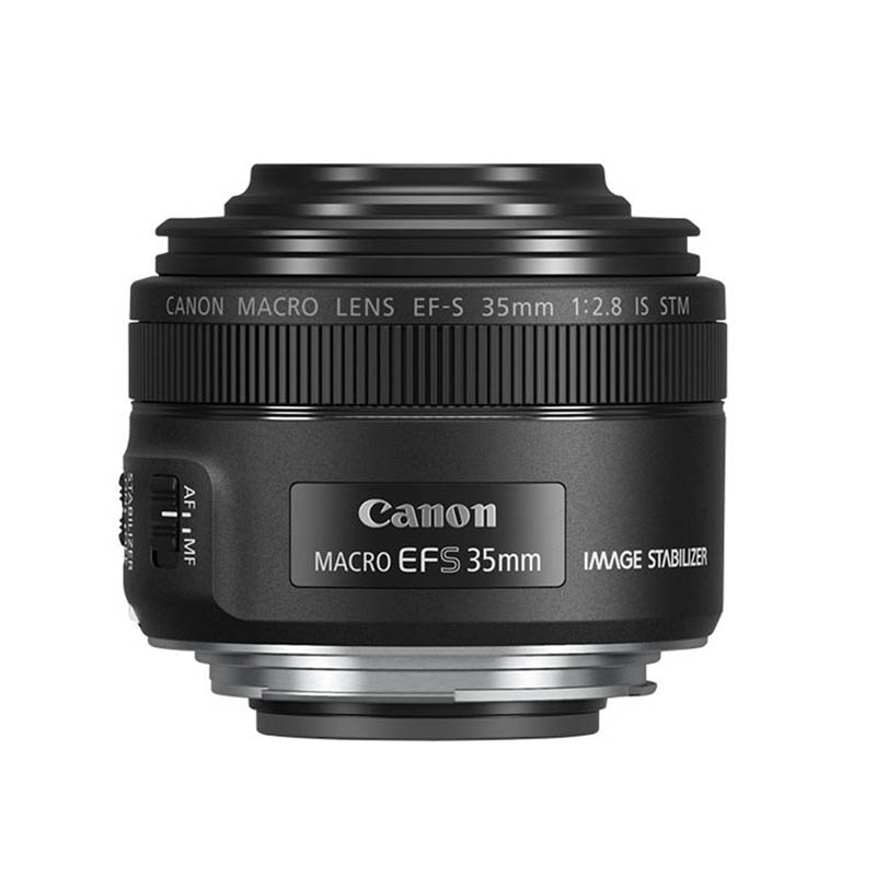 Canon EF-S 35mm f/2,8 IS Makro STM