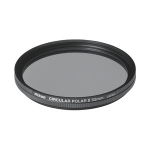 Nikon Circular Polarizer II Filter - 52mm
