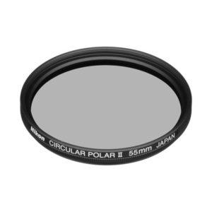Nikon Circular Polarizer II Filter • 55mm