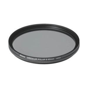 Nikon Circular Polarizer II Filter • 62mm