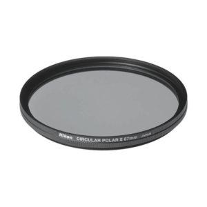 Nikon Circular Polarizer II Filter • 67mm