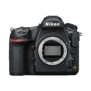 Nikon D850 Gehäuse & AF-S 24-120 ED VR