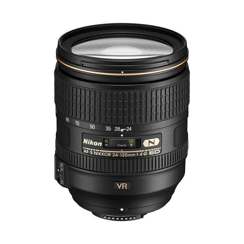 Nikon D850 Body & AF-S 24-120 ED VR