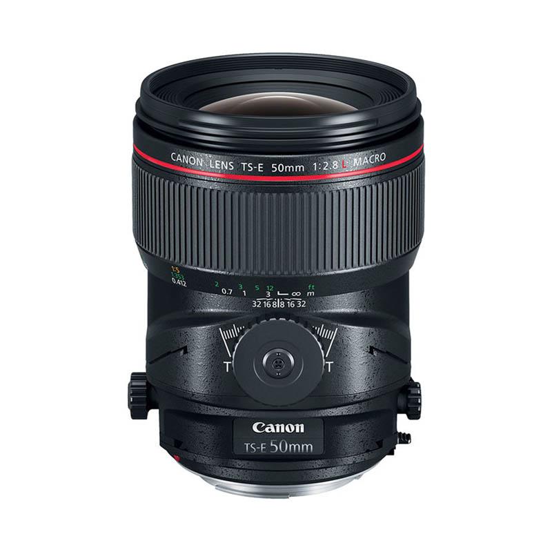 Canon TS-E 50mm F/2.8 L Macro