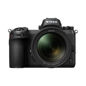 Nikon Z7 Body & 24-70mm Lens & FTZ Mount Adapter